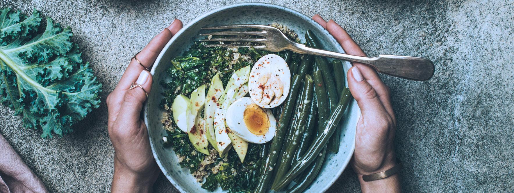 Repas santé pour être en forme au travail