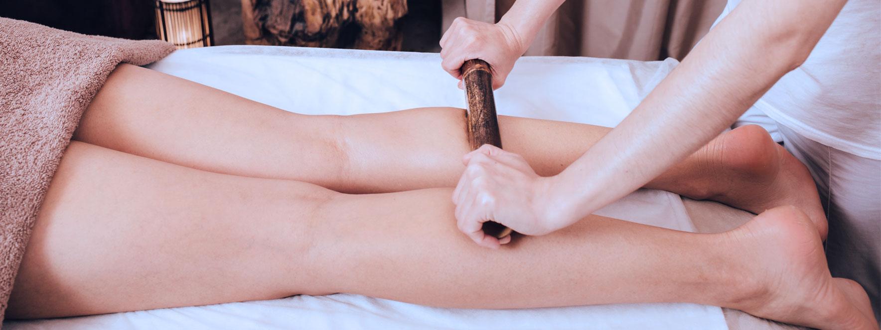 Le massage aux bambous, blogue du Réseau des massothérapeutes