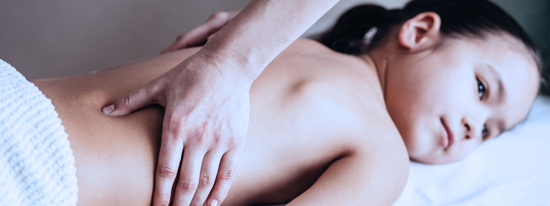 Les bienfaits du massage chez l'enfant - Blogue du Réseau