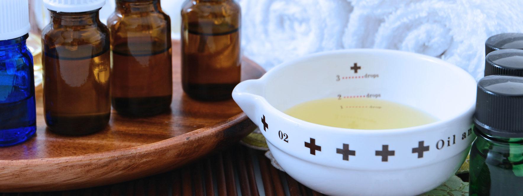 Huiles essentielles pour le massage - Blogue du Réseau