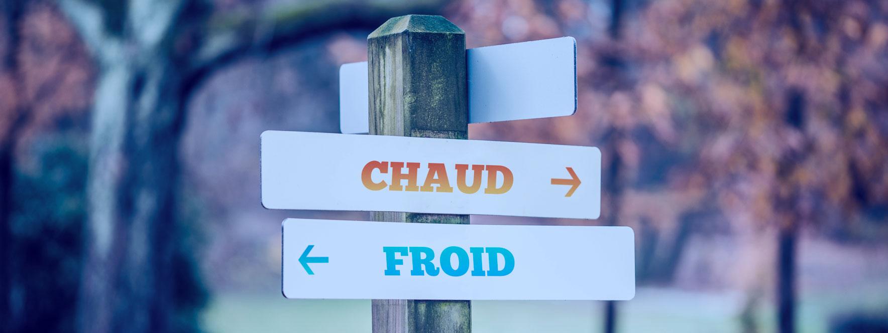 Le combat du siècle : Froid contre Chaleur - Blogue du Réseau