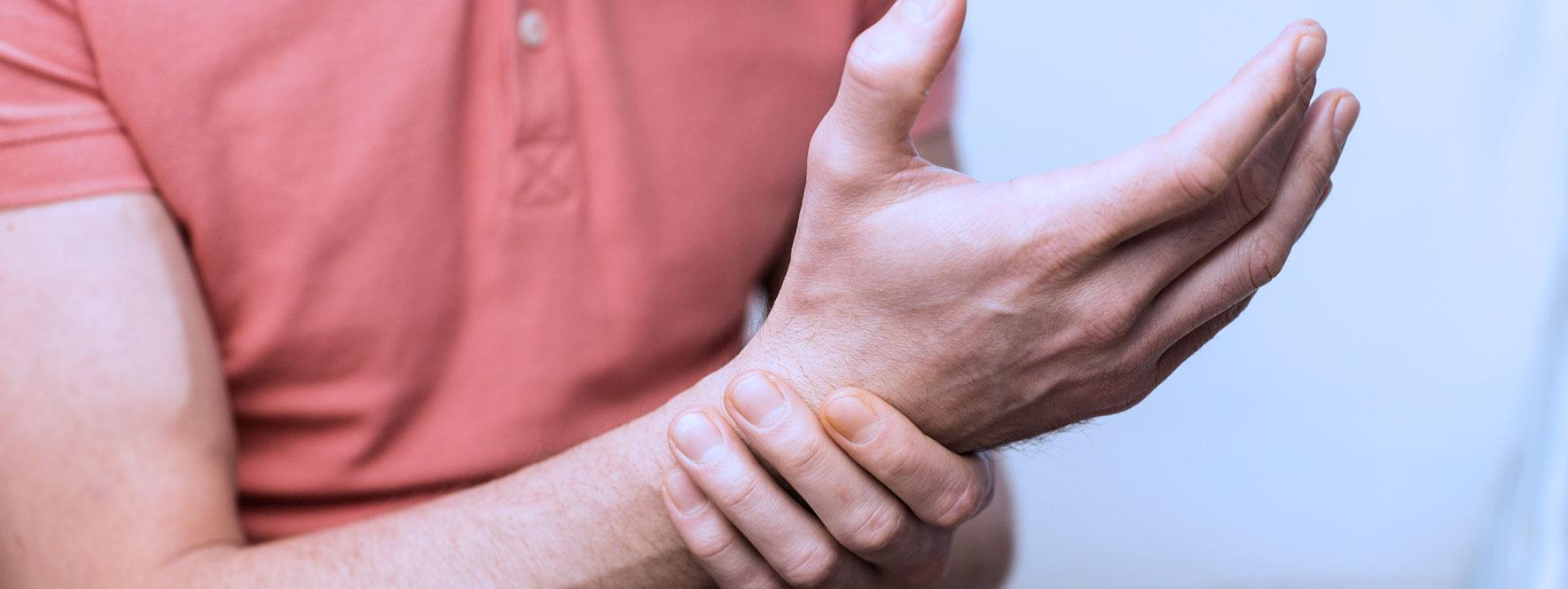 Massothérapeute blessure, ténosynovite  - Blogue du Réseau