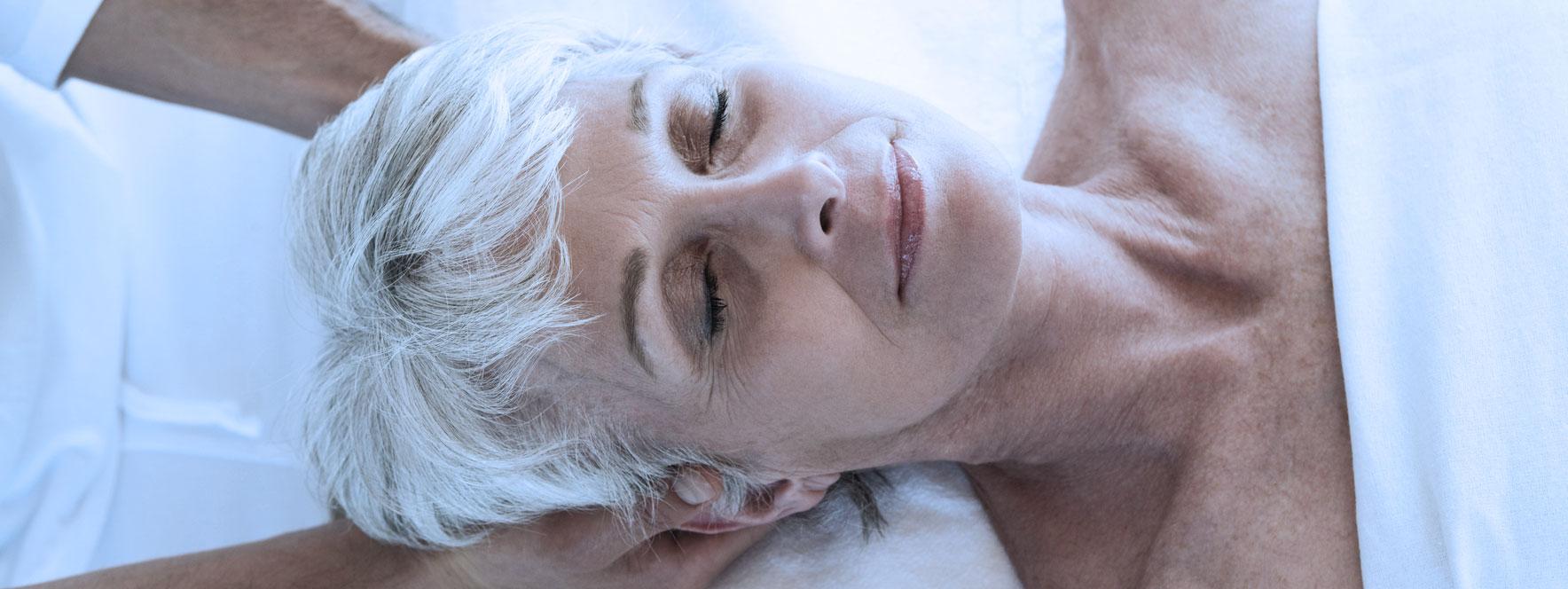 La massothérapie pour prévenir les effets du vieillissement - Blogue du Réseau