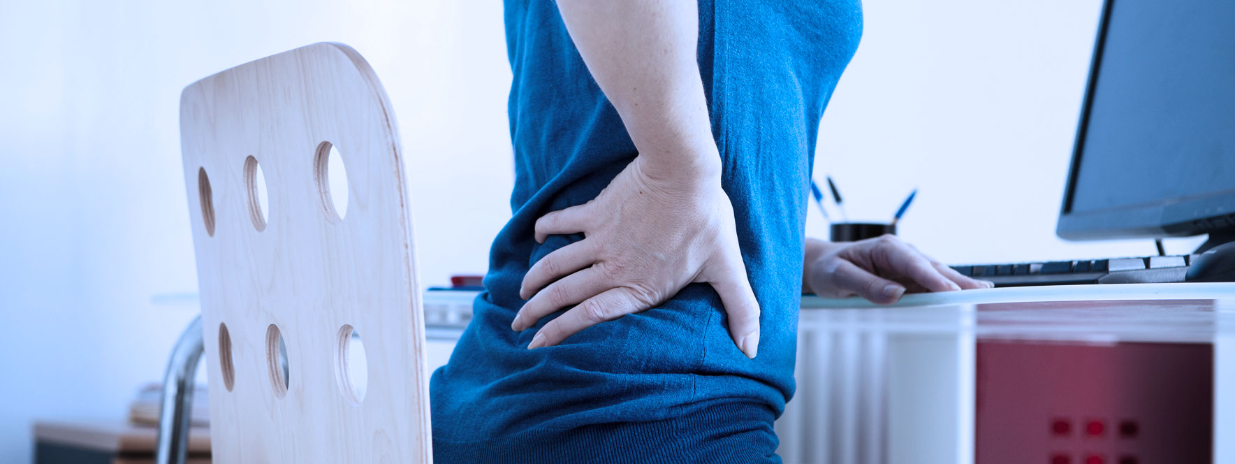 Les maux de dos et la massothérapie - Blogue du Réseau