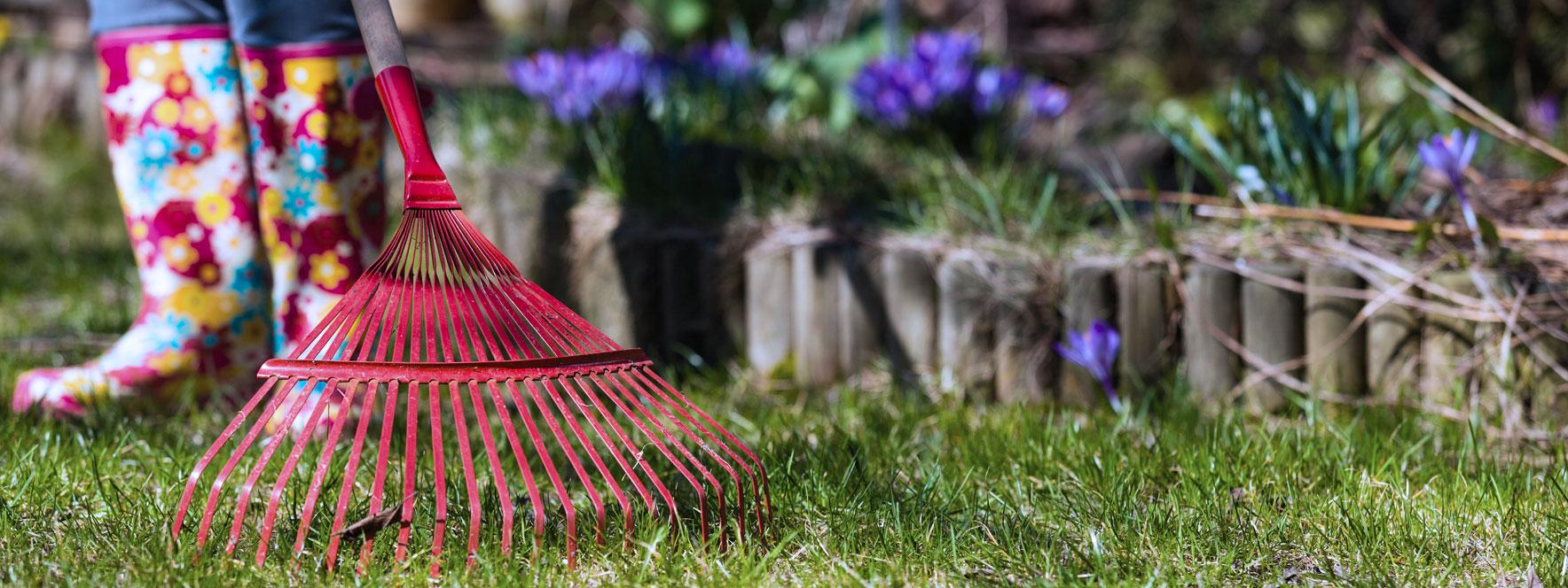 La massothérapie et les travaux du printemps - Blogue du Réseau