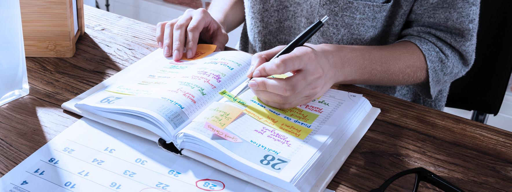 3 résolutions pour prendre soin de vos affaires! - Blogue du Réseau