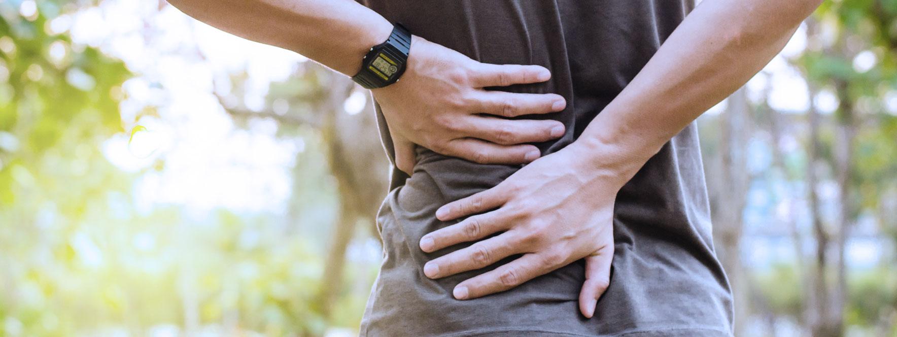 Douleurs lombaires | Réseau massothérapeutes
