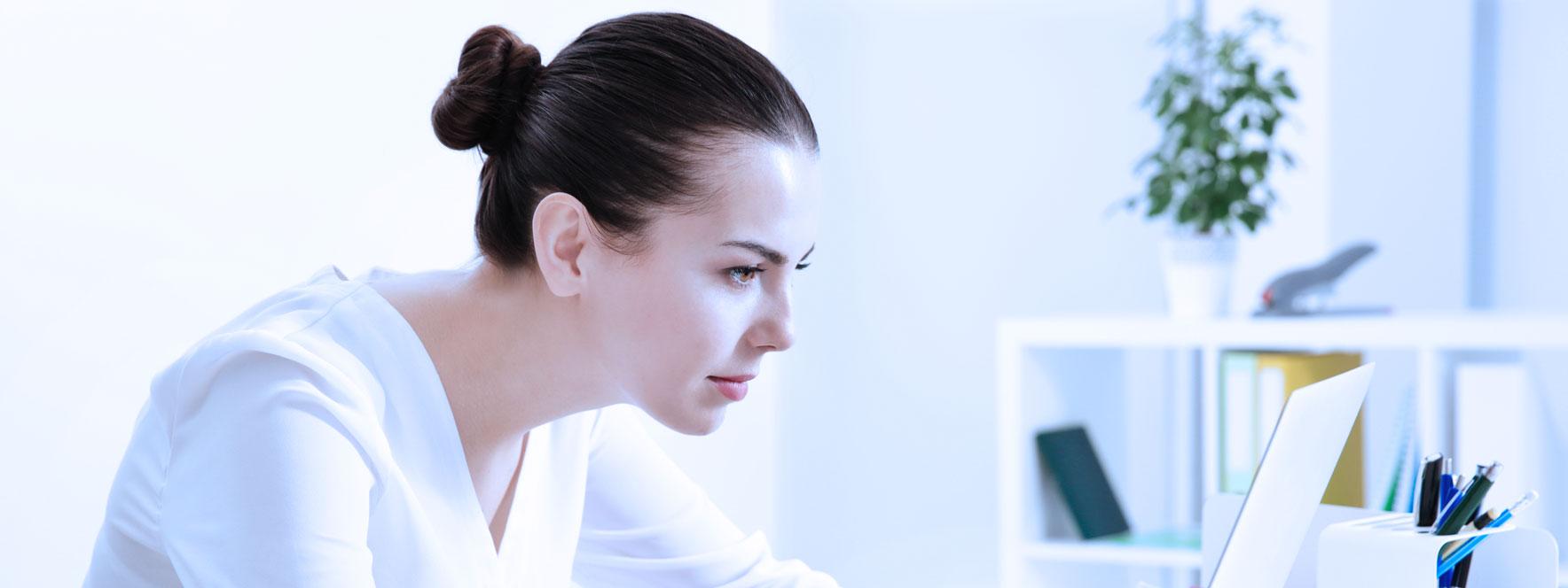 Donner de la tête contre la protraction cervicale - Blogue du Réseau