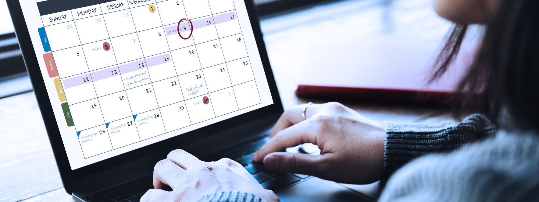 Prise de rendez-vous en ligne - Blogue du Réseau