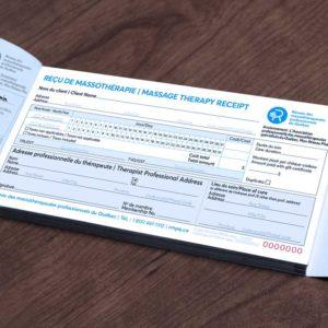 Reçus d'assurance en massothérapie Réseau des massothérapeutes professionnels du Québec