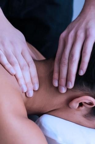 douleur au cou massothérapie