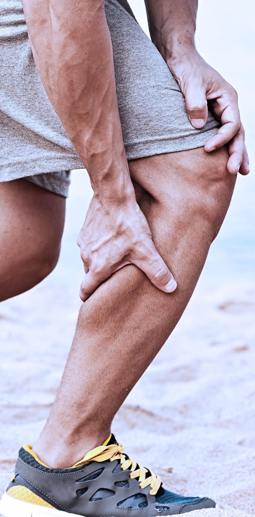 Crampes et spasmes musculaires Réseau des massothérapeutes
