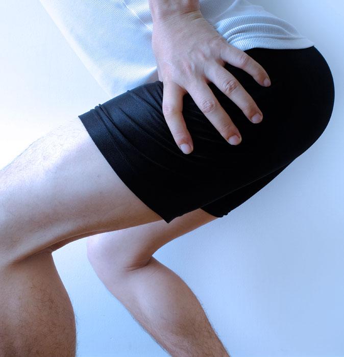 Douleur à la hanche - Réseau des massothérapeutes