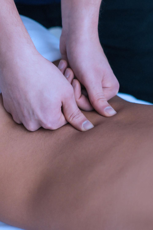Douleur au dos lombalgie - Réseau des massothérapeutes
