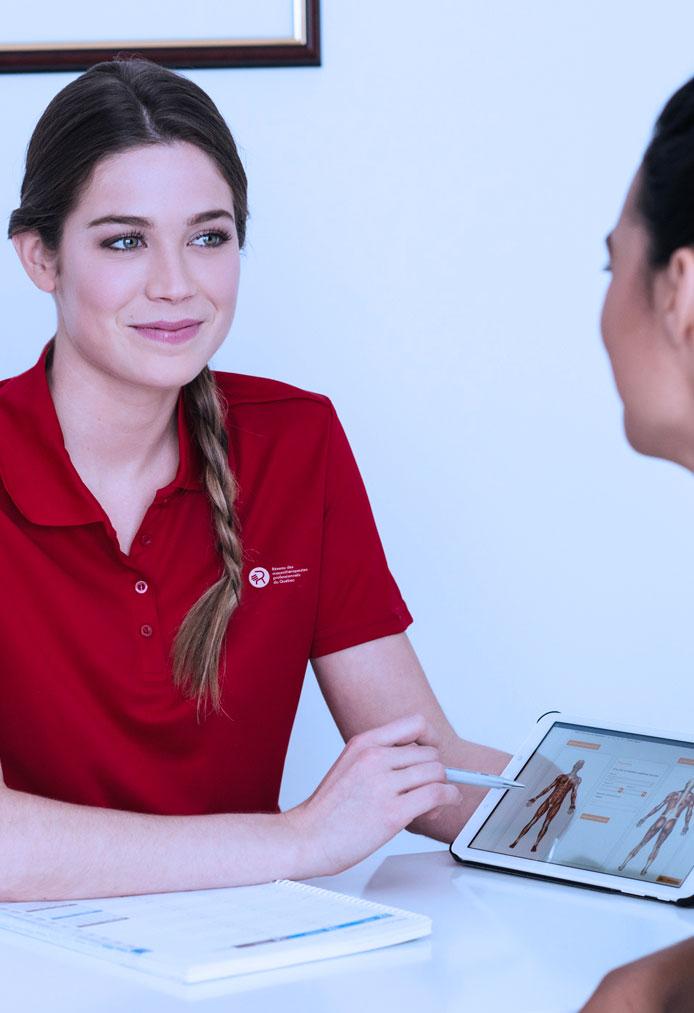 Bonnes pratiques de service à la clientèle - Réseau des massothérapeutes