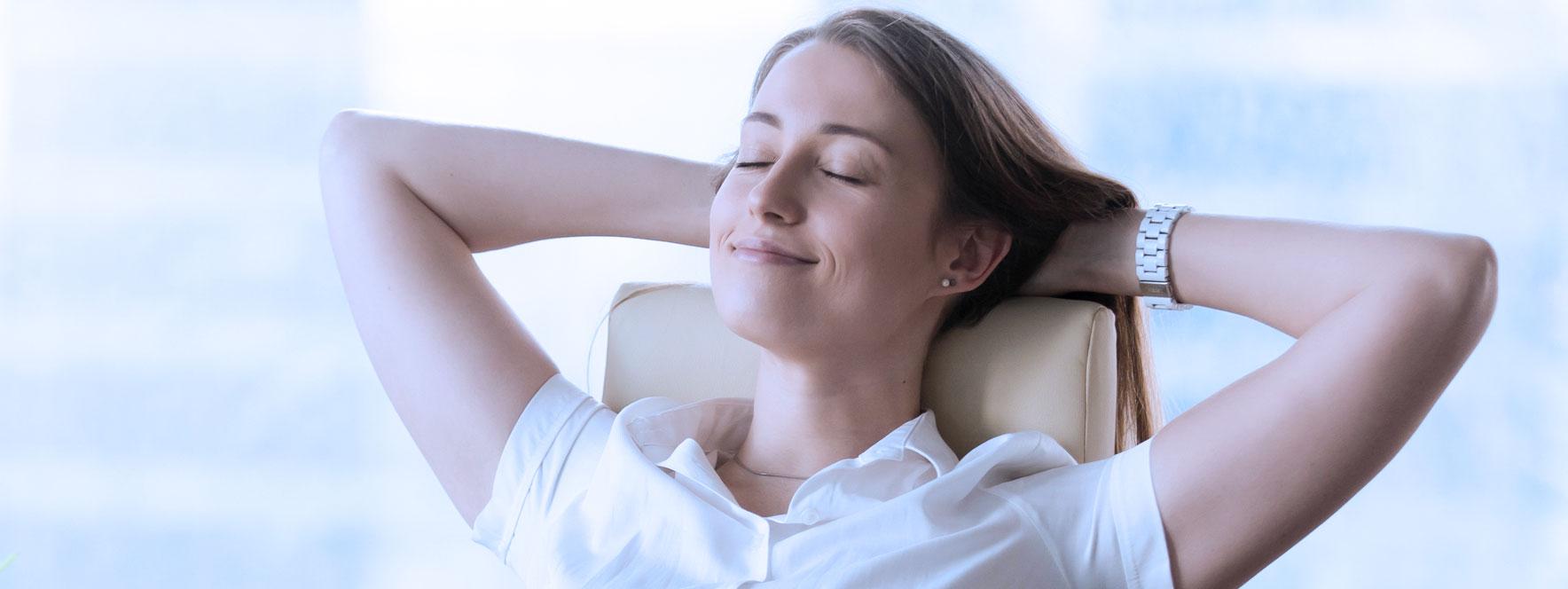 Respirer pour gérer votre stress - Blogue du Réseau