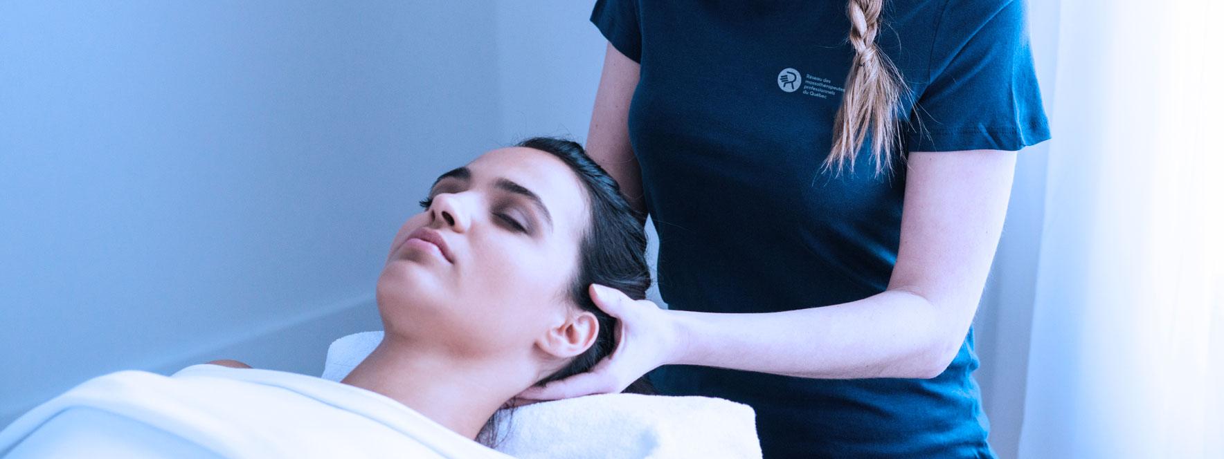 Les bienfaits du massage stress post-traumatique | Réseau