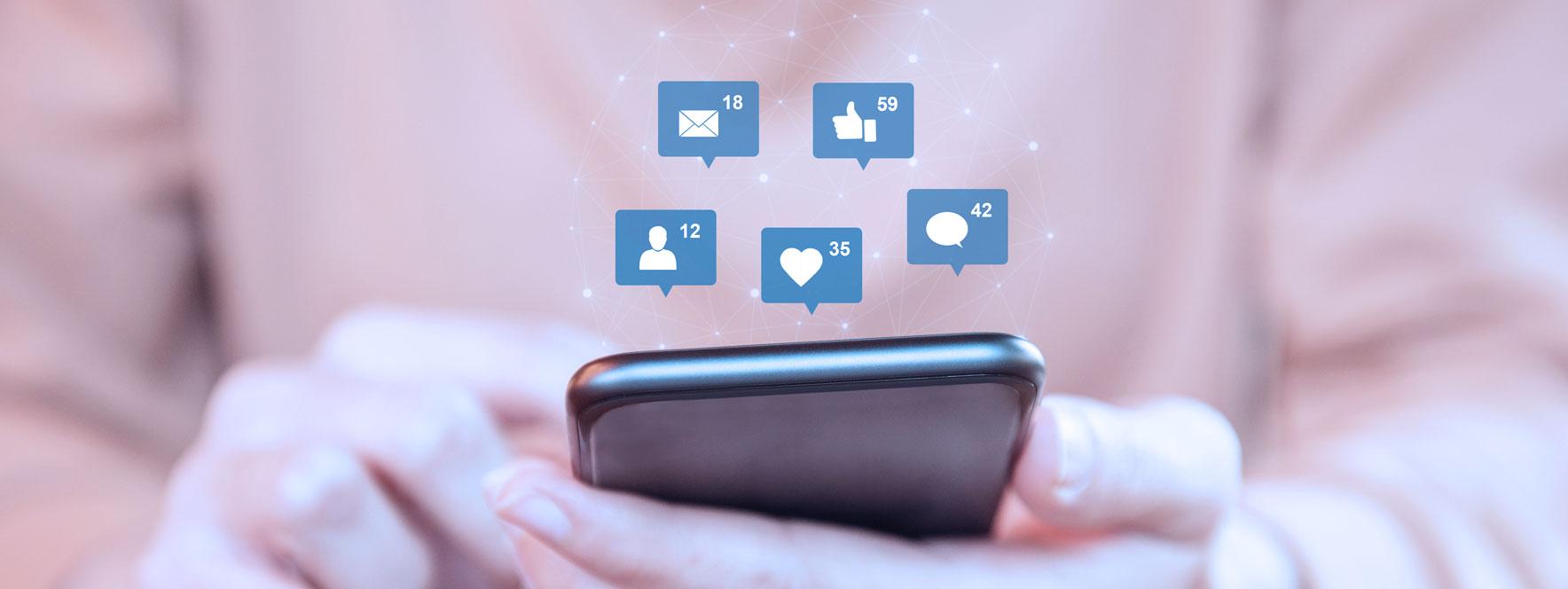Avoir des contacts sur les médias sociaux | Le Réseau