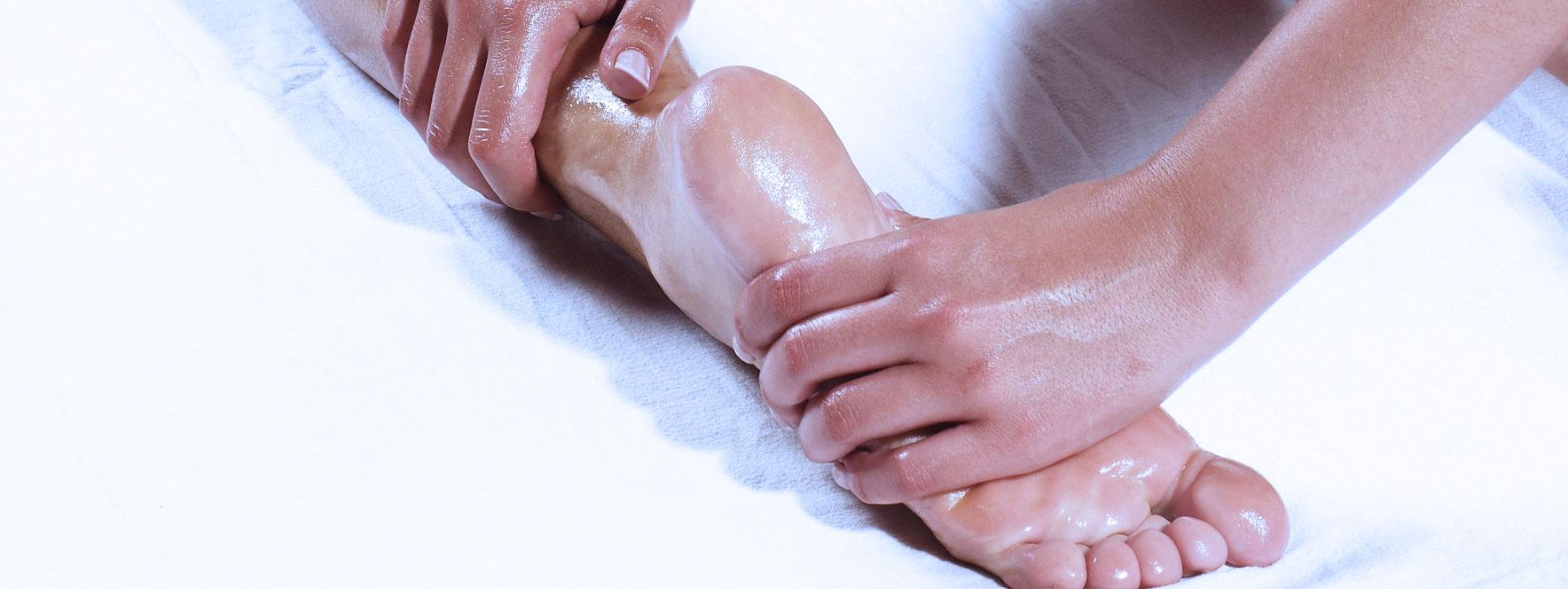 Bienfaits massage des pieds - Blogue du Réseau