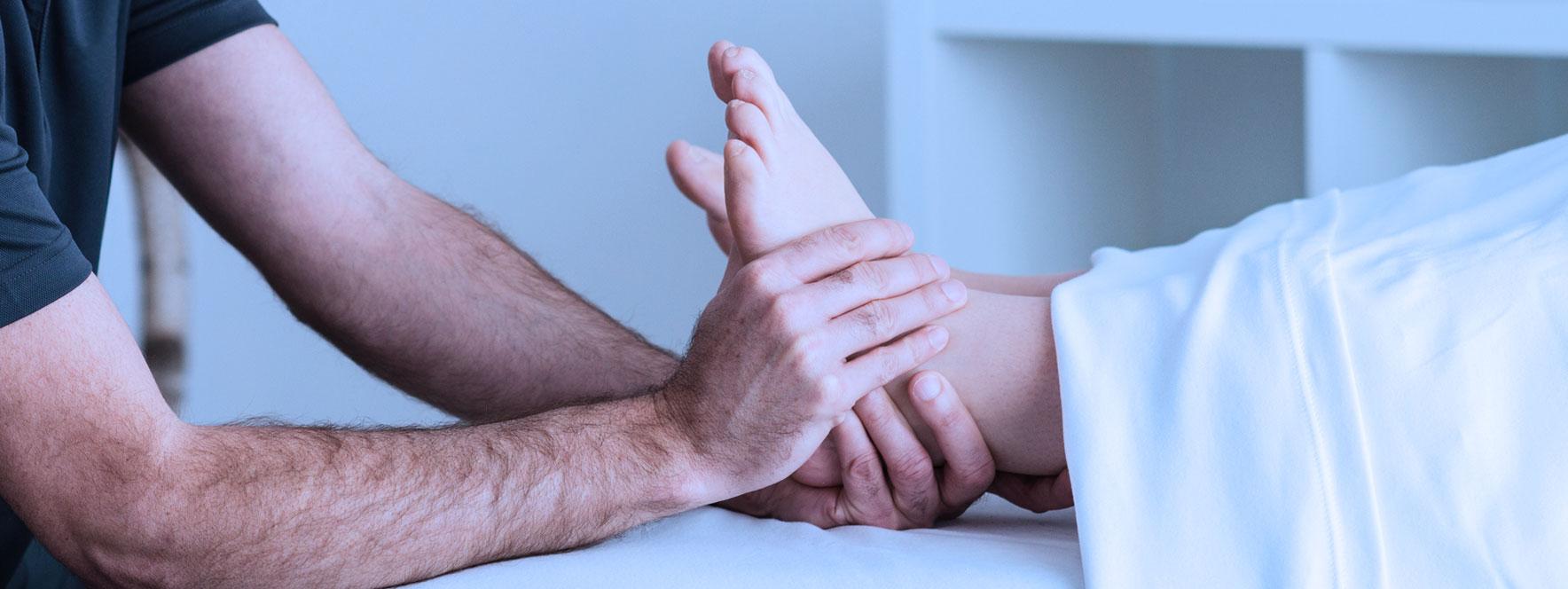 Suggestion de séquence massage des pieds - Blogue du Réseau