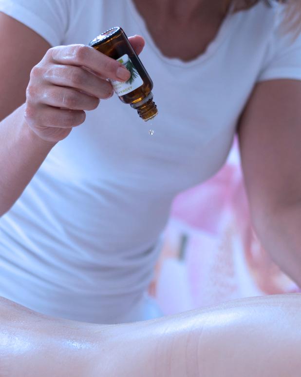 Aromathérapie Réseau des massothérapeutes
