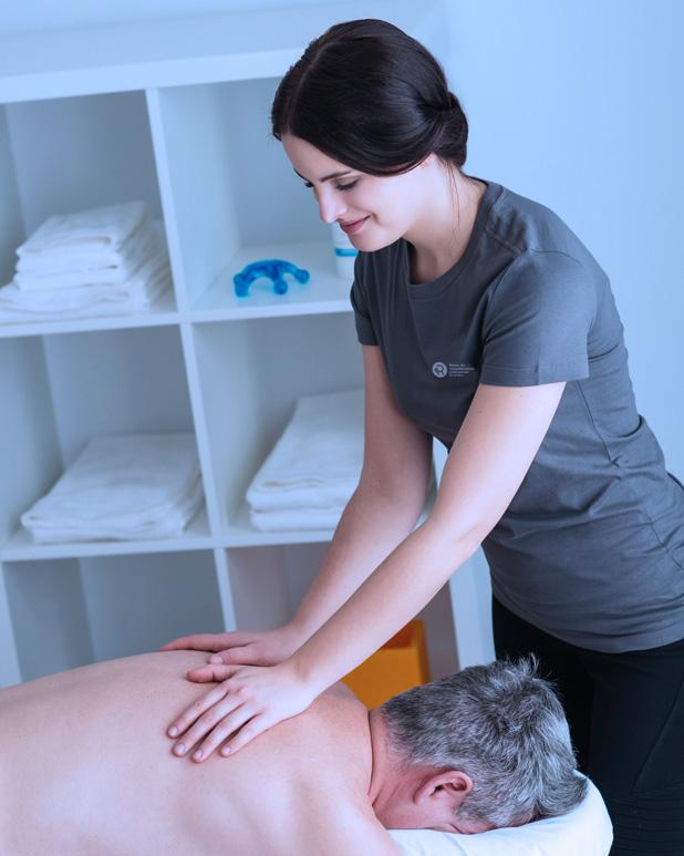 Californian massage Réseau des massothérapeutes