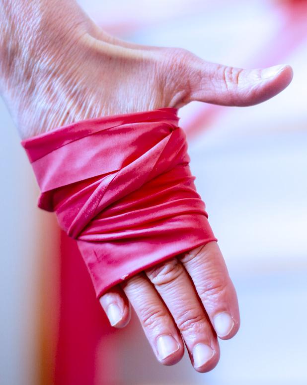 Le floss mobilisations musculaires et tissulaires avec bande élastique Réseau des massothérapeutes