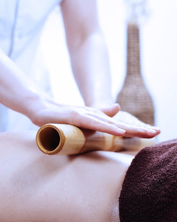 Massage Bamboudao Réseau des massothérapautes
