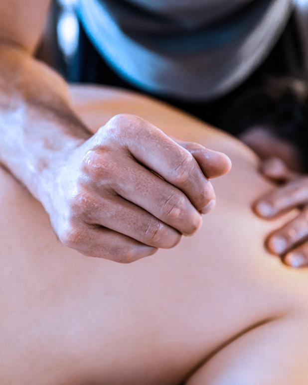 Massage des tissus profonds Réseau des massothérapeutes