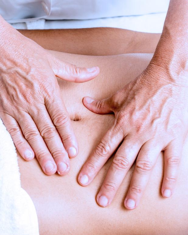 Massage du ventre Réseau des massothérapeutes