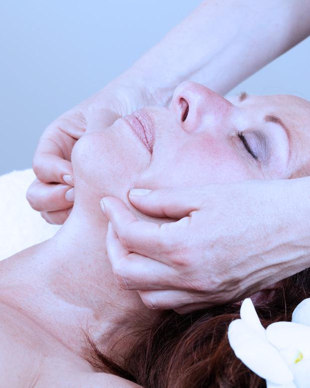 Massage japonais du visage Réseau des massothérapeutes