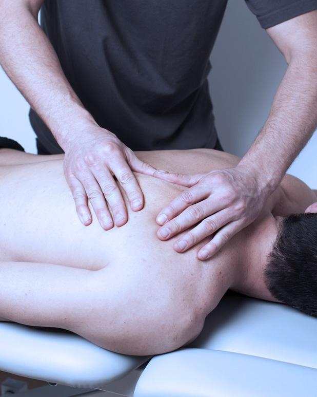 Massage neuromusculaire Réseau des massothérapeutes