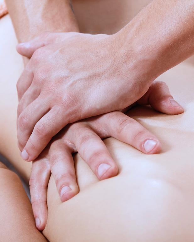 Massage neurosensoriel Réseau des massothérapeutes
