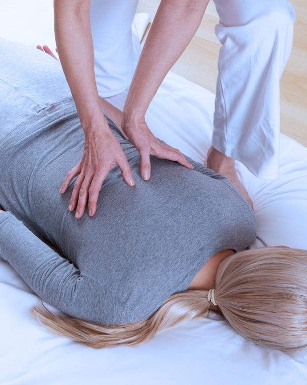 Massage shiatsu Réseau des massothérapeutes