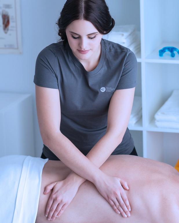 Massage therapy Réseau des massothérapeutes
