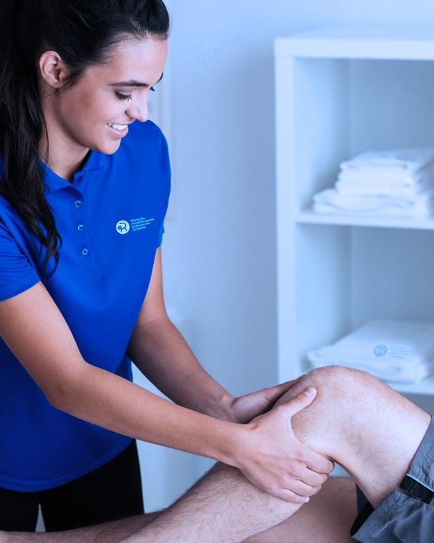 Sports Massage Réseau des massothérapeutes