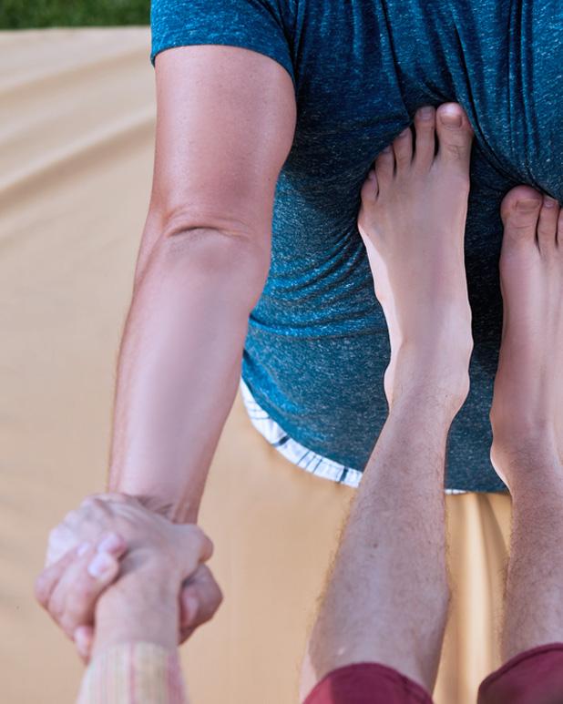 Thai massage Réseau des massothérapeutes