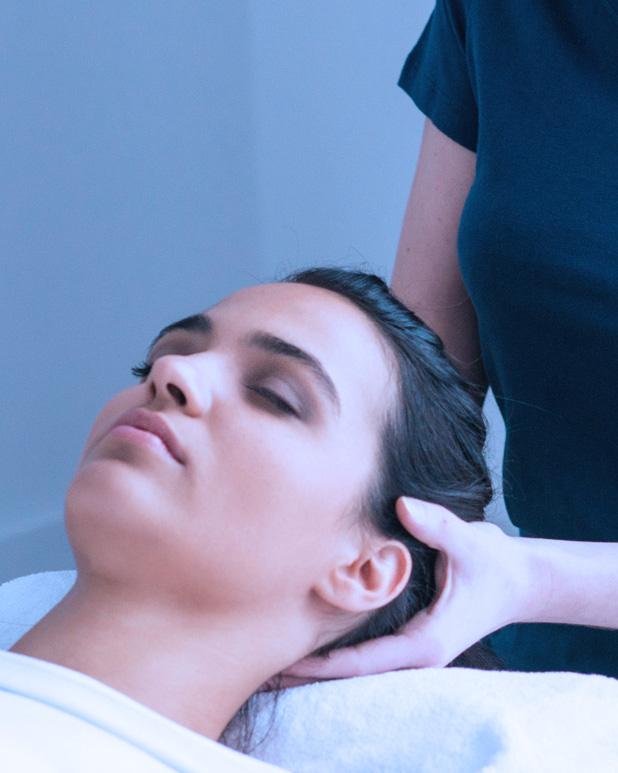 Thérapie cranio-sacrée Réseau des massothérapeutes
