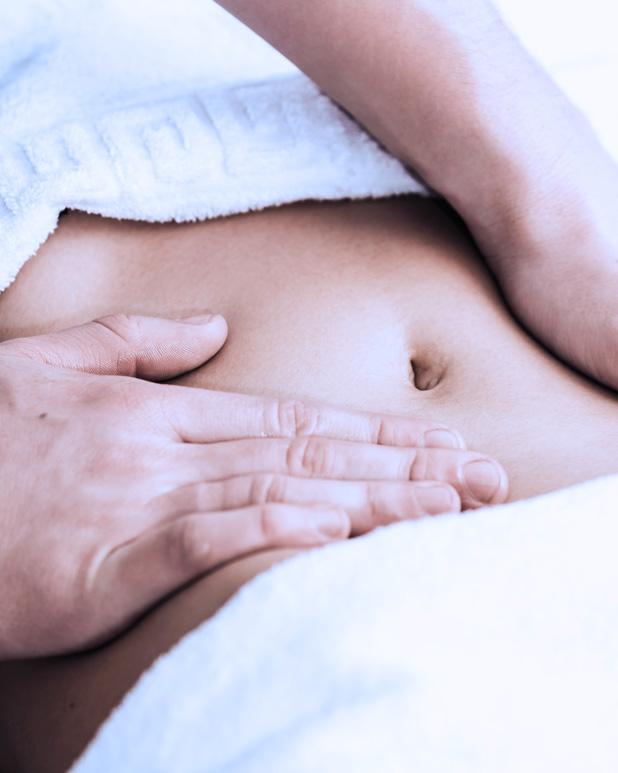 Thérapie viscérale intégrée MD Réseau des massothérapeutes